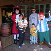 Captain Hook and Mr. Smeet